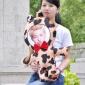 DIY创意照片等身人偶抱枕定制生日礼物情人节人形靠垫一件代发