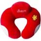 厂家来图来样定制U型颈枕 超柔PP棉枕头批发 刺绣颈枕定做